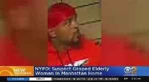 Man Accused Of Groping Elderly Woman [Video]