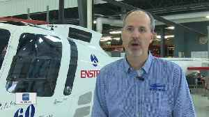 Enstrom Helicopter Corporation Celebrating 60 Years [Video]
