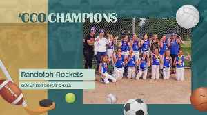 WCCO Champions: The Randolph Rockets [Video]