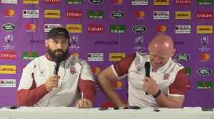 Rugby World Cup: England prop Joe Marler shows off his Japanese language skills [Video]