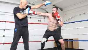 Veteran Who Lost His Leg in Afghanistan Takes Up Boxing and is Now a Fundraising, Knock-Out Machine [Video]