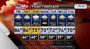 Claire's Forecast 9-20 [Video]