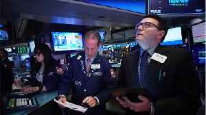 News video: Wall Street Stronger Amid Stimulus Hopes