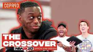 Aaron Wan-Bissaka vs Josh Denzel on NBA 2K20! | 'The DISRESPECT!' 😭| The Crossover [Video]
