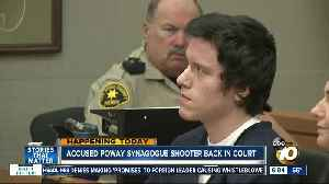 Survivor of Poway shooting expected to testify at hearing [Video]