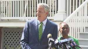 Mayor De Blasio Drops Out Of Presidential Primary [Video]