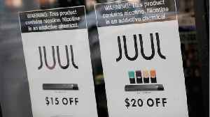 US FDA Proposes New Rule For E-Cigarette Makers [Video]