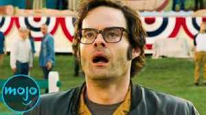 Top 10 Bill Hader Performances [Video]