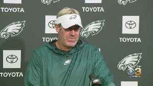 Doug Pederson Speaks To Media Ahead Of Sunday's Game Against Detroit Lions [Video]