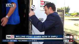 New business delivers unique video game experience to front door [Video]