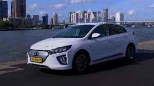 A look at the Hyundai Ioniq [Video]