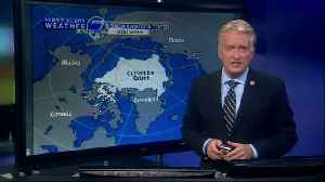 News video: Sea ice level declining: In 2019, It's 9 Colorados smaller than average