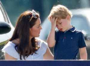 Duchess Catherine 'can't believe' son Prince George is already six [Video]