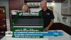 Gutter Helmet- Fall Sale And Gigantic Savings [Video]