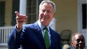 New York Mayor Bill de Blasio Pulls Out Of 2020 Presidential Race