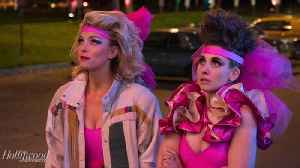 News video: Netflix Renews 'Glow' for Fourth and Final Season | THR News