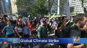 Students Lead Climate Change Protests In Denver [Video]
