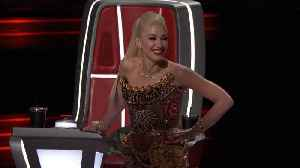 'The Voice' Coaches Talk Gwen Stefani's Return [Video]