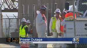 Power Restored To All Customers After Major San Francisco Power Outage [Video]
