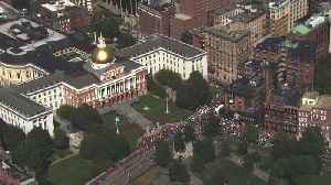 Climate Strike Massachusetts State House Protest [Video]