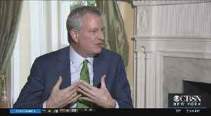 Full Interview: Mayor Bill De Blasio On Ending His 2020 Presidential Run [Video]