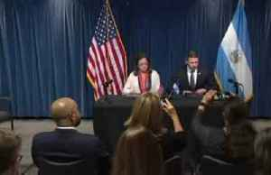 U.S. and El Salvador sign joint immigration deal [Video]