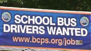 Area Schools Facing Bus Driver Shortage [Video]