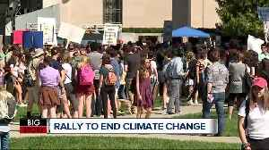 Thousands in Detroit, Ann Arbor expected to take part in Global Climate Strike [Video]