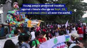Climate Protests Erupt Worldwide [Video]