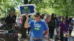 Beaver County Nuclear Plant Rally [Video]