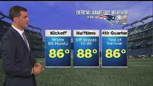 WBZ Evening Forecast For Sept. 20 [Video]