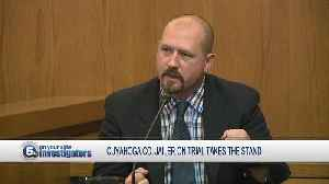 Cuyahoga County jailers defend themselves on witness stand [Video]