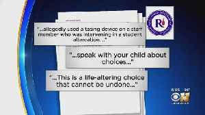 Richardson ISD Student Allegedly Uses Taser On Lake Highlands High School Staff Member [Video]