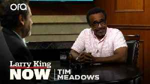 News video: Tim Meadows recounts how studying improv helped him land a job on 'SNL'