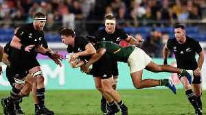 All Blacks beat South Africa 23-13 in World Cup opening match [Video]