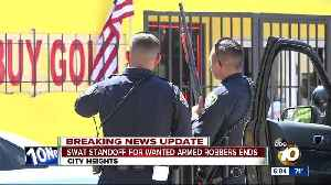 Fifth suspect arrested in hours-long SWAT standoff [Video]