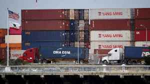 U.S. Grants Tariff Exemptions For Hundreds Of Chinese Goods [Video]