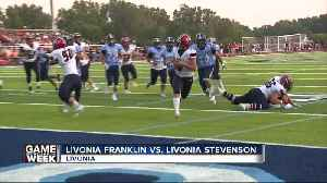 Livonia Franklin beats Livonia Stevenson WXYZ Game of the Week [Video]