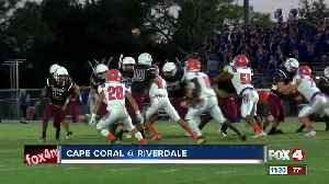 Cape Coral Seahawks at Riverdale Raiders [Video]