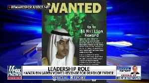 Bret baier delivers the news Hamza bin Laden is dead [Video]