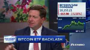SEC chair Jay Clayton: Here's why I oppose a bitcoin ETF [Video]