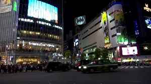 'Bat-Signal' shines light on Batman's 80th anniversary in Tokyo [Video]