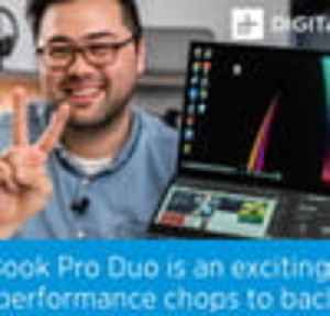 Asus Zenbook Pro Duo Review   The Ultimate Dual-Screen Laptop [Video]