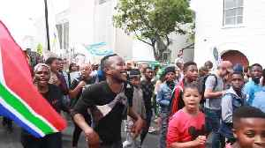 Thousands march in Cape Town during global climate strike [Video]