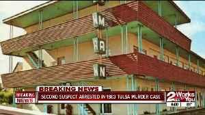 Second Suspect Arrested in 1983 Tulsa Murder Case [Video]