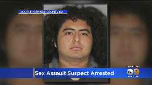Irvine Teen Girl Sexually Assaulted By Man She Met Online, Prosecutors Say [Video]
