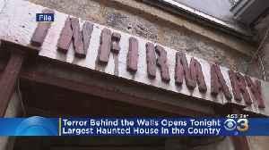 Terror Behind The Walls Returns To Philadelphia [Video]