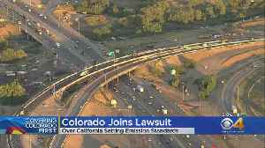 Colorado Joins 22 States In Emission Standards Lawsuit [Video]