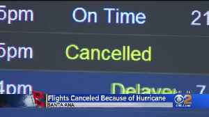 Flights Canceled At John Wayne Airport As Hurricane Lorena Nears Cabo San Lucas [Video]