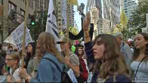 Youth Take to Bay Area Streets to Demand Action on Climate Change [Video]